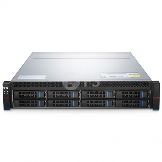 RS-6388 2U, 1-Socket Server, High Performance Storage Flexibility and Compute Power