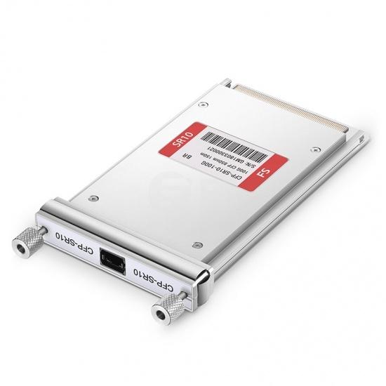 Brocade CFP-100G-SR10対応互換 100GBASE-SR10 CFPモジュール(850nm 150m)