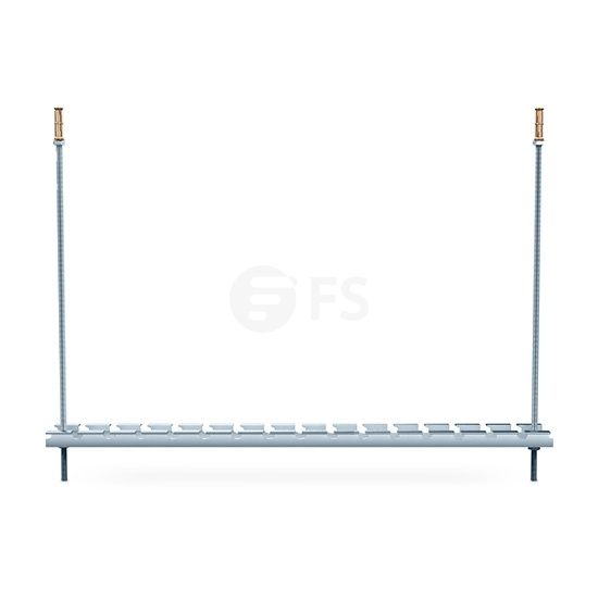 480mm T-Trapeze Wire Mesh Cable Tray Ceiling Mounting Kit