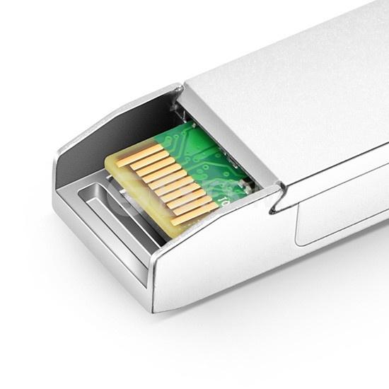 友讯(D-Link)兼容10GBASE-BX80-U BiDi SFP+万兆单纤双向光模块 1490nm-TX/1550nm-RX 80km