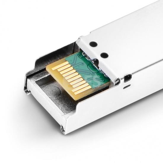 中性(Generic)兼容  C51 1000BASE-DWDM SFP光模块 100GHz 1536.61nm 100km DOM