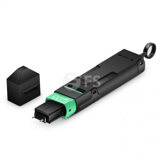 12芯MTP/MPO(母)单模光纤回环模块