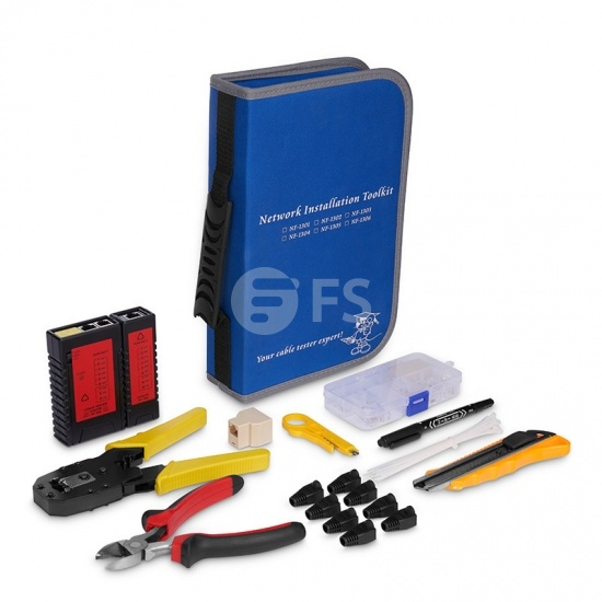 Kit de herramientas de instalación de red NF-1301