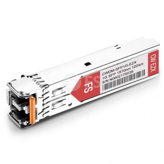 思科(Cisco)兼容CWDM-SFP-1570-120 CWDM SFP千兆光模块 1570nm 120km