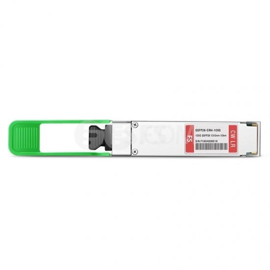 Chelsio兼容 SM100G-EIR4 QSFP28光模块 1310nm 10km