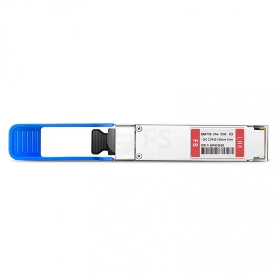 华三(H3C)兼容 QSFP-100G-LR4-SM1310 QSFP28光模块 1310nm 10km