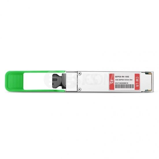 Mikrotik兼容  Q28+IRDLC2D QSFP28光模块 1310nm 2km