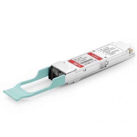D-Link DEM-QX02Q-LX4互換 40GBASE-DEM-QX02Q-LX4 QSFP+モジュール(1310nm 2km LC DOM SMF/MMF)