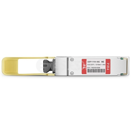友讯(D-Link)兼容 DEM-QX01Q-PIR4  QSFP+光模块 1310nm 1.4km MTP/MPO