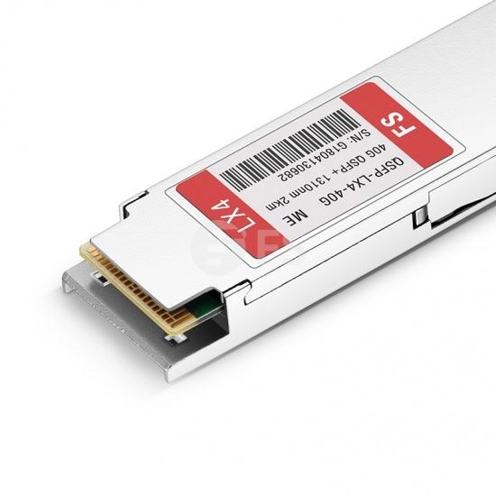 迈络思(Mellanox)兼容 QSFP-LX4-40G  QSFP+光模块 1310nm 2km
