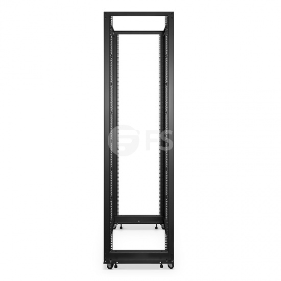 45U GF4-Series 4-Post Adjustable Open Frame Rack