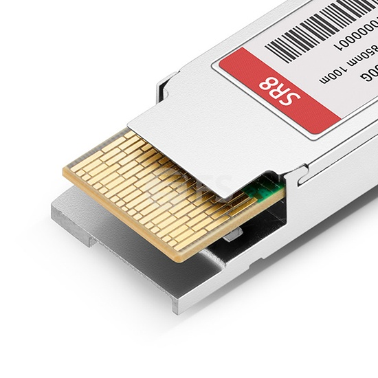 中性(Generic)兼容QSFPDD-SR8-400G QSFPDD光模块 850nm 100m