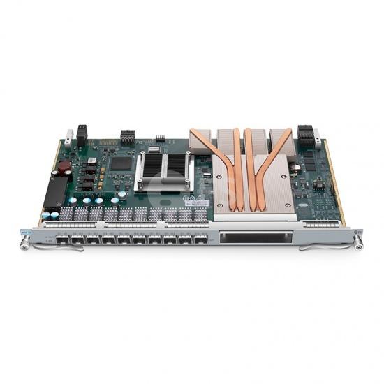 Muxpondeur 100G Multi-débit 10 x 10G SFP+ vers 100G CFP
