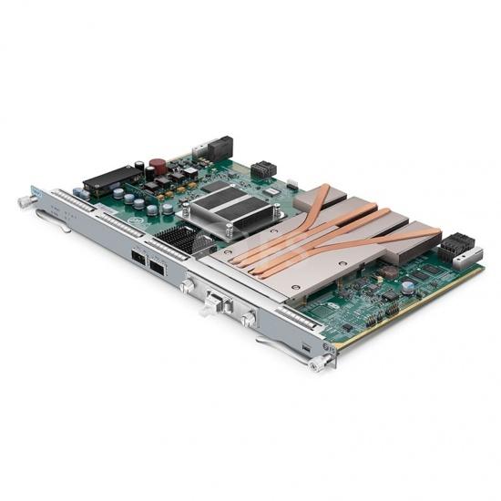 1x 100G QSFP28 /2x 40G QSFP+ 转 1x 100G CFP转发器/复用器,含100G CFP相干模块