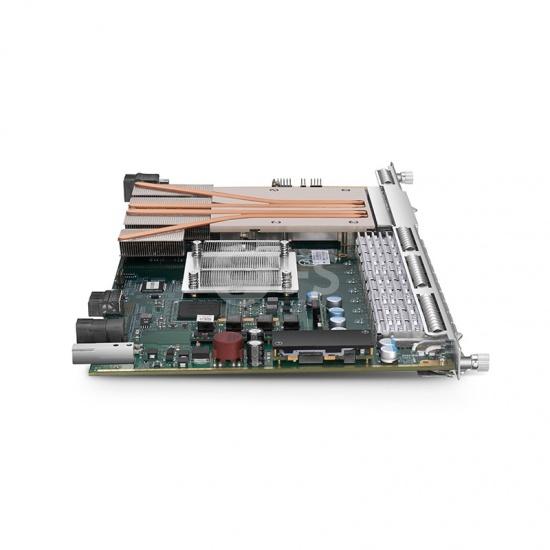 100G多速率复用器,带100G相干CFP模块