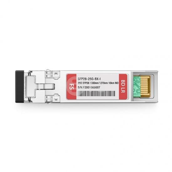 思科(Cisco)兼容SFP-25GBX-D-10-I 25G BiDi SFP28单纤双向光模块 1330nm-TX/1270nm-RX 10km DOM