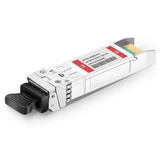 Edge-Core ET7302-SR-I Compatible 25GBASE-SR SFP28 850nm 100m Industrial DOM LC MMF Optical Transceiver Module