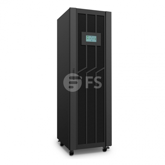 100kW/100kVA,208V 模块化三相双变换在线式UPS不间断电源 不含电池,塔式