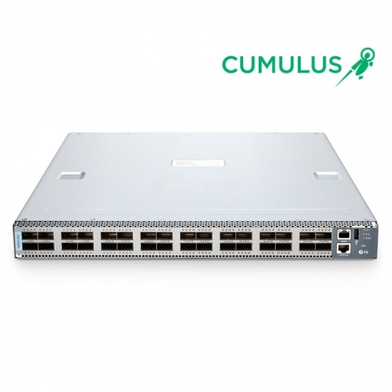 N8000-32Q (32*40Gb) 40Gb L2/L3 SDN Switch with Cumulus® Linux® OS for 5 Years