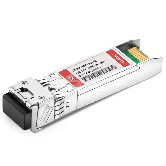 Заказной 16G Fiber Channel CWDM SFP+ Модуль 1470-1610nm 40km DDM