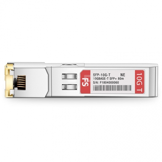 网件(Netgear)兼容AXM765 万兆电口模块 80m