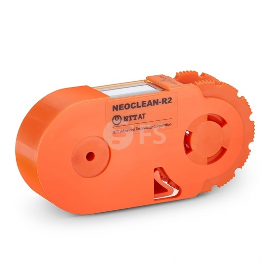 NEOCLEAN-R2 Fibre Optic Cassette Cleaner for SC/FC/ST/LC/MPO Connectors (400+ Times)