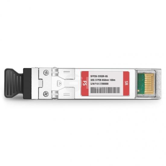 思科(Cisco)兼容DS-SFP-FC32G-SW 32G FC  SFP28光模块 850nm 100m