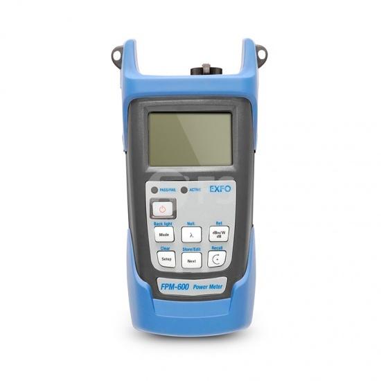 EXFO FPM-602手持式光功率计(-70~+10dBm),带2.5mm SC连接头