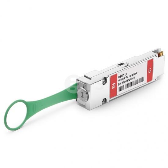 思科(Cisco)兼容 QSFP-40G-LB 40G QSFP+回环模块