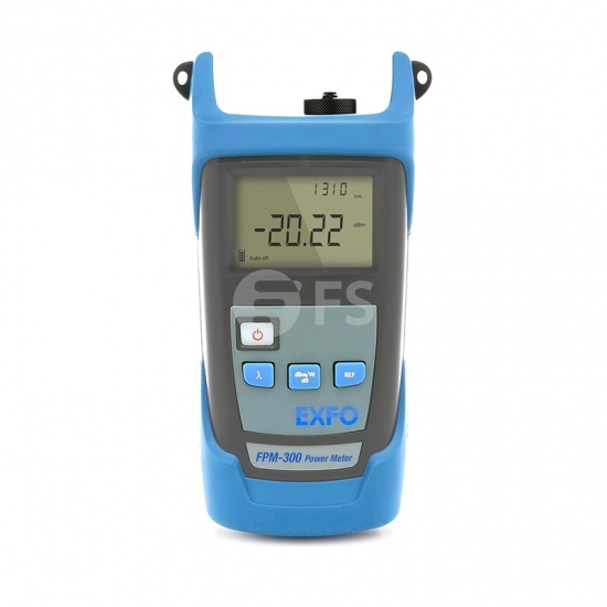 EXFO FPM-302 Handheld Optical Power Meter (-60~+10dBm) with 2.5mm SC Connector