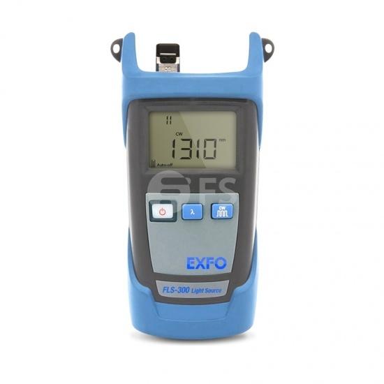 EXFO FLS-300携帯型光ファイバ光源装置(1310/1550nm、2.5mm SCコネクタ付き)