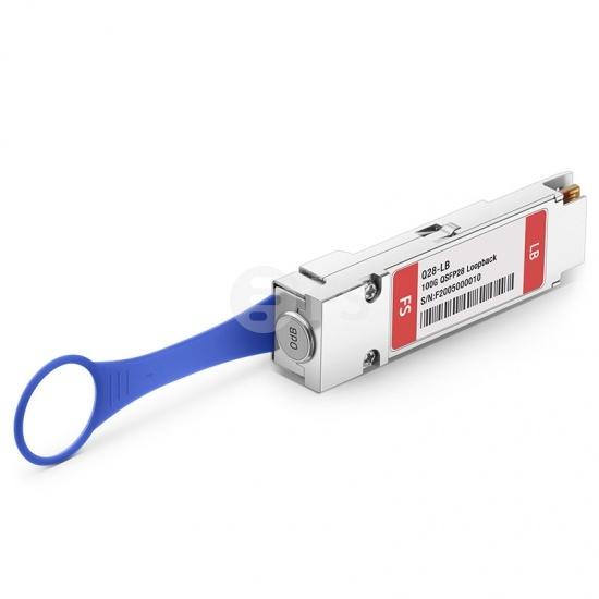 Q28-LB 100G QSFP28回环模块