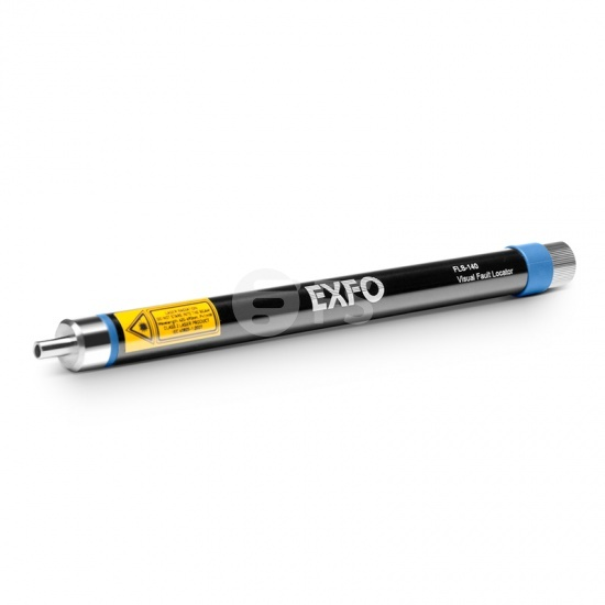 EXFO FLS-140 0.6mW (5km)ペン型障害診断可視ロケーター(標準で2.5mmフェルール用アダプタ付き)