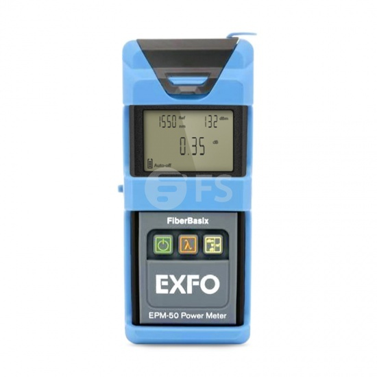 EXFO EPM-53X Handheld Optical Power Meter (-50~+26dBm) with 2.5mm FC Connector