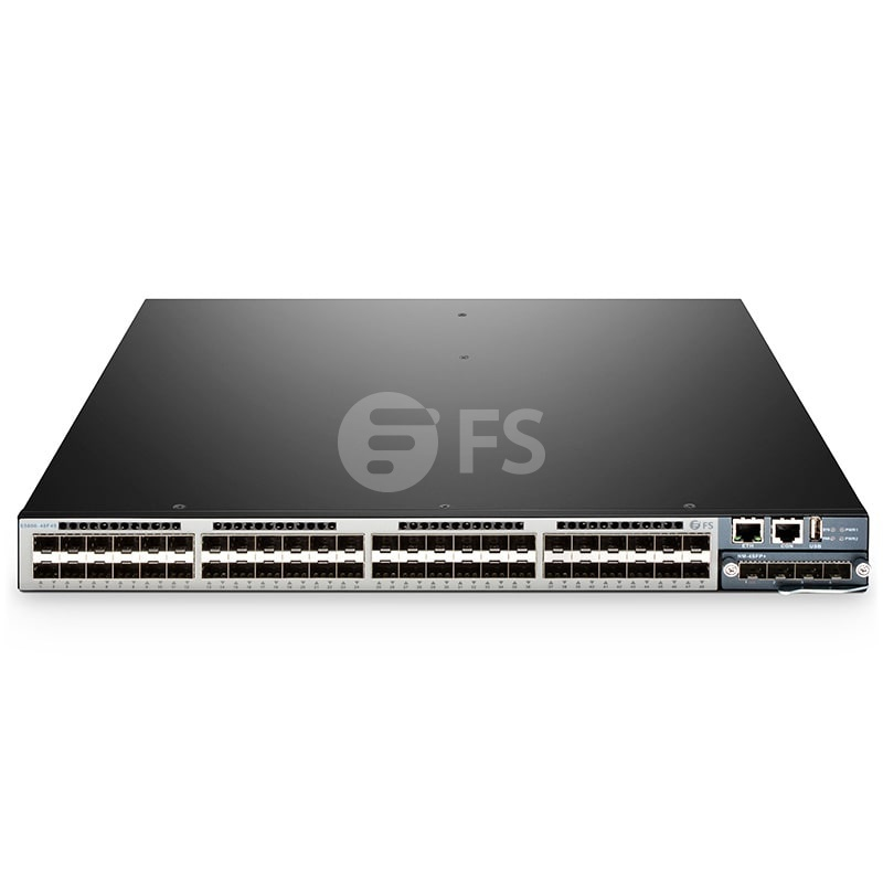 S5800-48F4S 48-Port Gigabit SFP L3 Managed Ethernet Switch with 4 10Gb SFP+ Uplinks