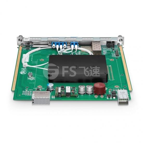 DWDM EDFA功率放大器,16dB增益,20dBm输出光功率