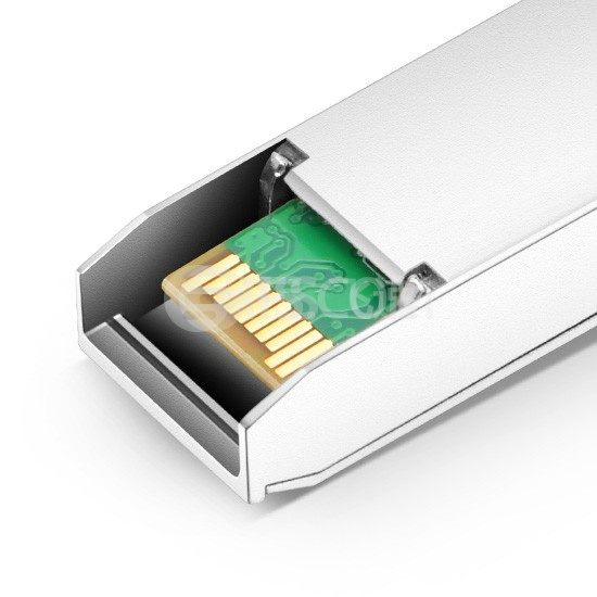 Arista Networks兼容SFP-10GE-T-I SFP+万兆工业级电口模块 30m