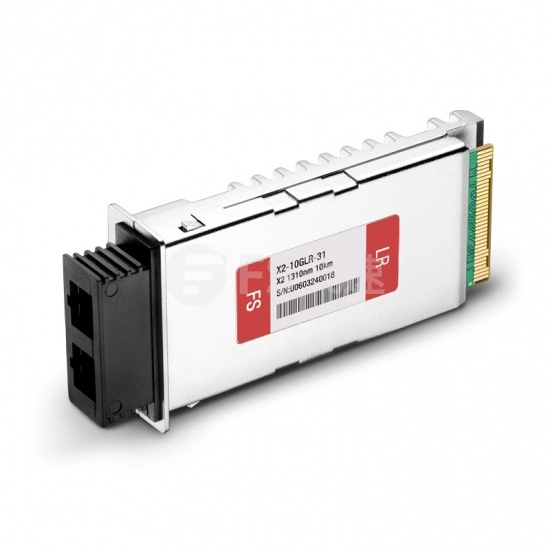 思科(Cisco)兼容X2-10GB-LR X2万兆光模块 1310nm 10km