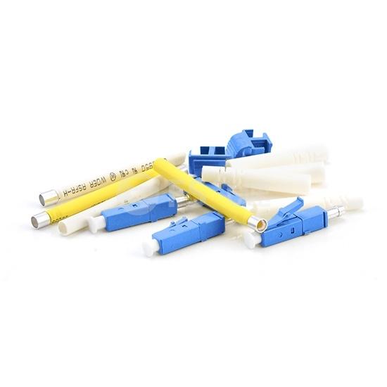 LC单/多模光纤连接器