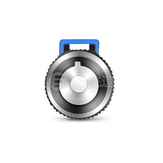 LC/UPC(母)-ST/UPC (公)单工单模光纤适配器  卡口转小方口