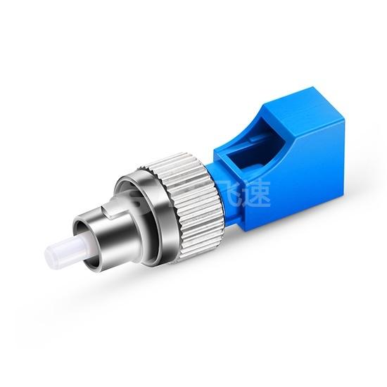 LC/UPC(母)-FC/UPC(公)单工单模光纤适配器