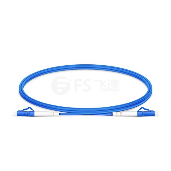 定制LC/SC/FC/ST/LSH 单工单模 铠装光纤跳线