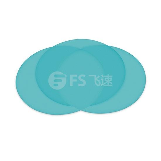 9um 蓝色研磨纸 直径127毫米