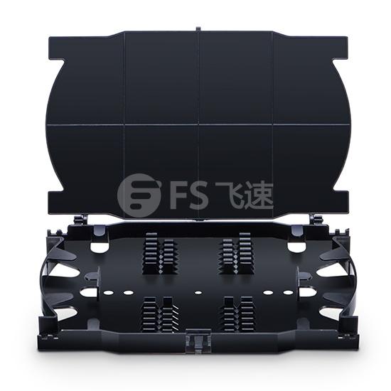 24芯光纤熔接盘                                            159.1x104.9x18.3mm