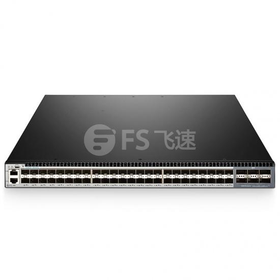 S5850-48S6Q  48口 L2/L3 数据中心ToR/Leaf交换机(48*10G+6*40G Uplinks) ,5年质保