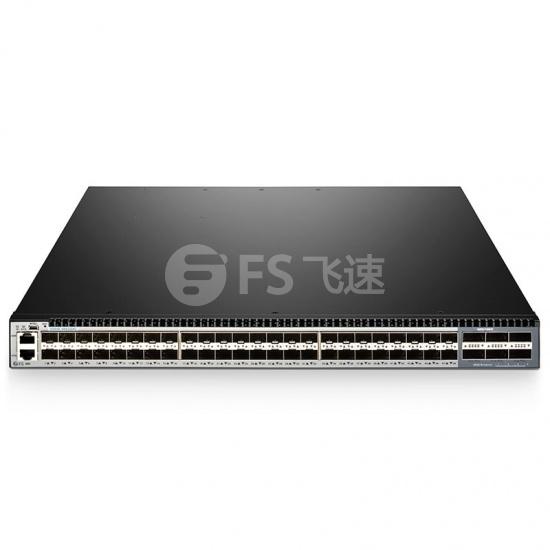 S5850-48S2Q4C 48口 L2/L3 电信级交换机(48*10G + 2*40G+4*100G Uplinks),5年质保