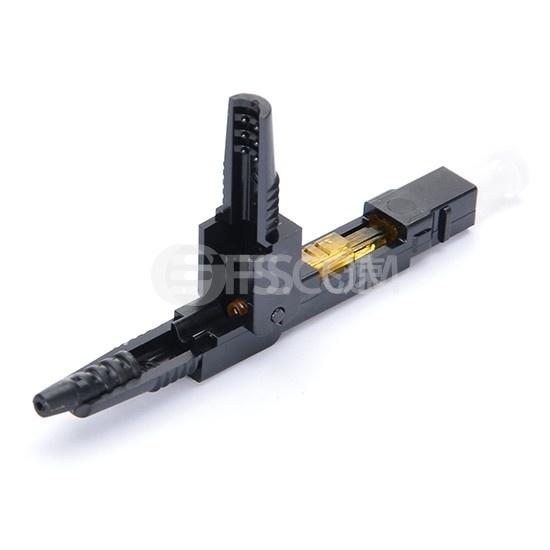 预埋式 SC/UPC多模 光纤快速连接器