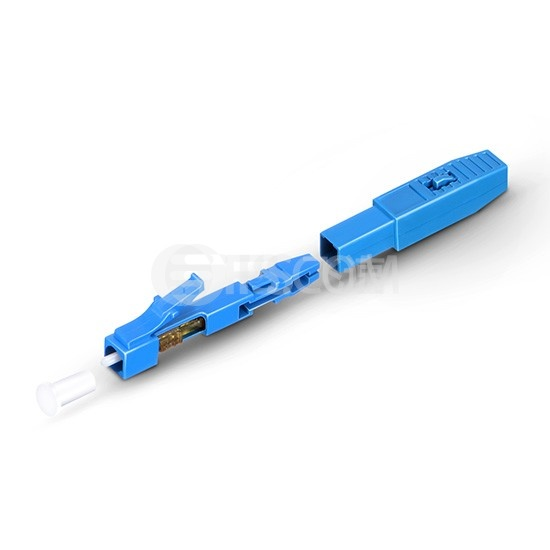 预埋式 LC/UPC单模 光纤快速连接器 0.9mm
