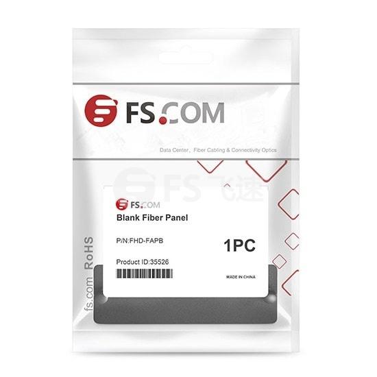 FHD光纤适配器空面板