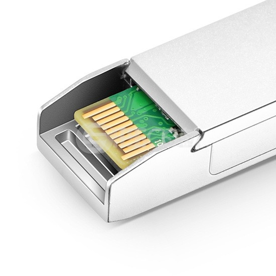 阿尔卡特朗讯(Alcatel-Lucent)兼容iSFP-10G-ER SFP+万兆光模块 1550nm 40km